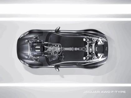 2016 Jaguar F-Type R coupé AWD 6