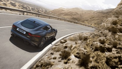 2016 Jaguar F-Type R coupé AWD 8