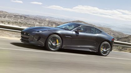 2016 Jaguar F-Type R coupé AWD 8