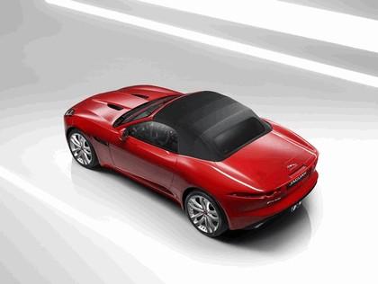 2016 Jaguar F-Type S convertible AWD 1
