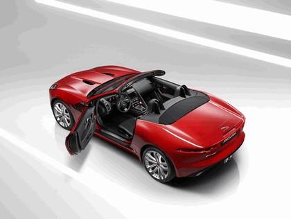 2016 Jaguar F-Type S convertible AWD 3