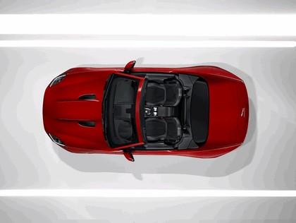 2016 Jaguar F-Type S convertible AWD 6