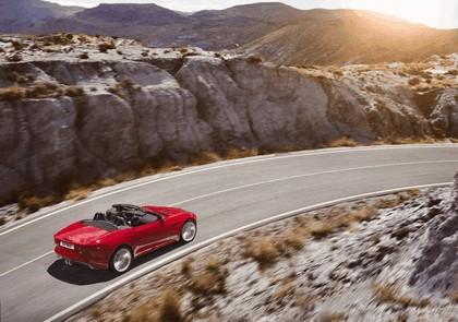 2016 Jaguar F-Type S convertible AWD 10