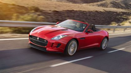 2016 Jaguar F-Type S convertible AWD 9