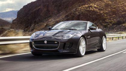 2016 Jaguar F-Type S coupé AWD 1