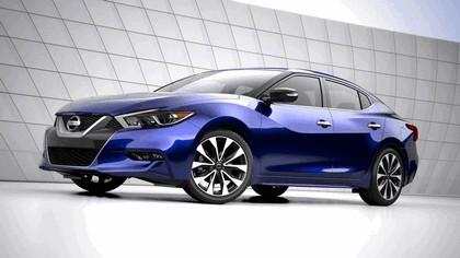 2016 Nissan Maxima 8