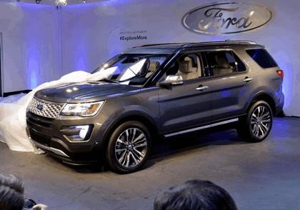 2016 Ford Explorer 48