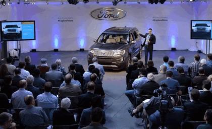 2016 Ford Explorer 49