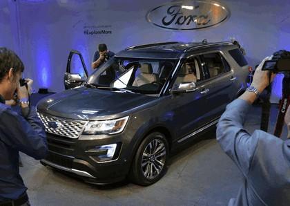 2016 Ford Explorer 51