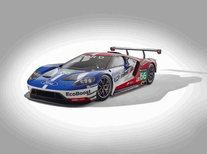 2016 Ford GT FIA WEC 1