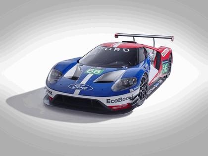 2016 Ford GT FIA WEC 2