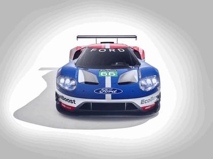 2016 Ford GT FIA WEC 3