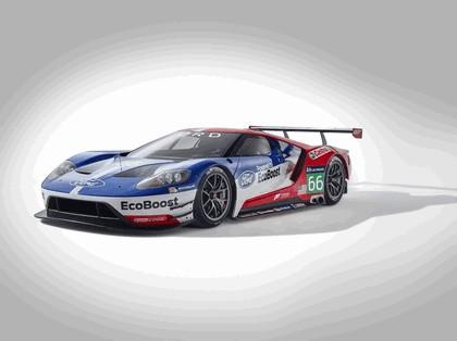 2016 Ford GT FIA WEC 4
