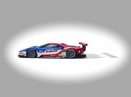 2016 Ford GT FIA WEC 5