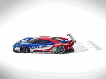 2016 Ford GT FIA WEC 6