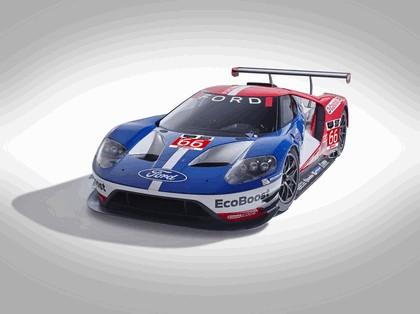 2016 Ford GT FIA WEC 7
