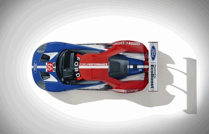 2016 Ford GT FIA WEC 8
