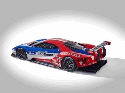 2016 Ford GT FIA WEC 9