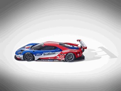 2016 Ford GT FIA WEC 10