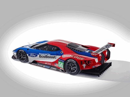 2016 Ford GT FIA WEC 11