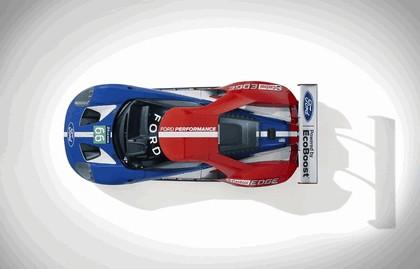 2016 Ford GT FIA WEC 12