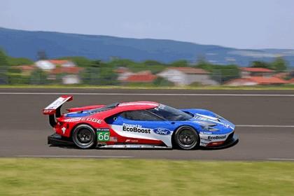2016 Ford GT FIA WEC 16
