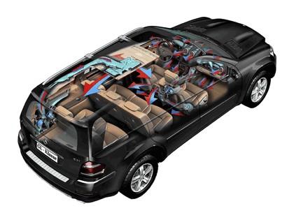 2007 Mercedes-Benz GL400 CDI 4