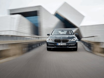 2015 BMW 730d 4