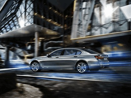 2015 BMW 730Le 1