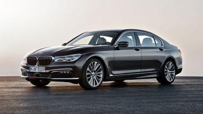 2015 BMW 750Li xDrive 3