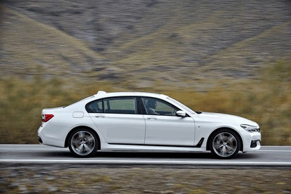 2015 BMW 750Li xDrive M Sport Package 6