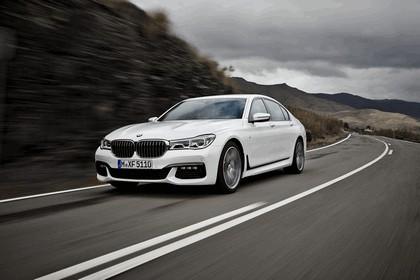 2015 BMW 750Li xDrive M Sport Package 7