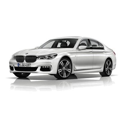 2015 BMW 750Li xDrive M Sport Package 10