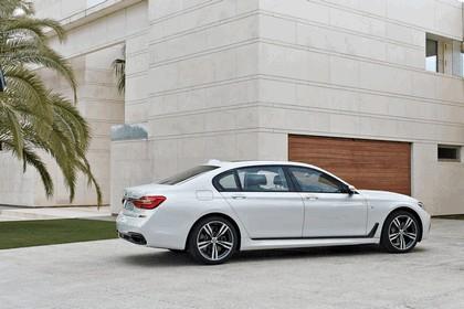 2015 BMW 750Li xDrive M Sport Package 11
