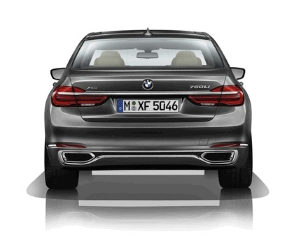 2015 BMW 750Li xDrive with Design Pure Excellence 6