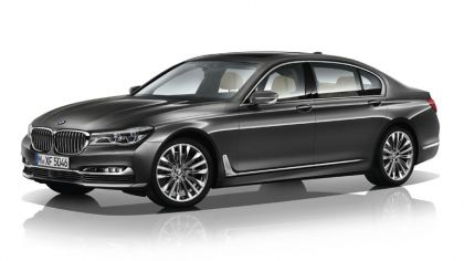 2015 BMW 750Li xDrive with Design Pure Excellence 7