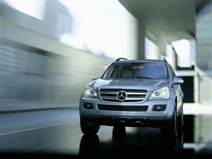 2007 Mercedes-Benz GL450 4MATIC 1