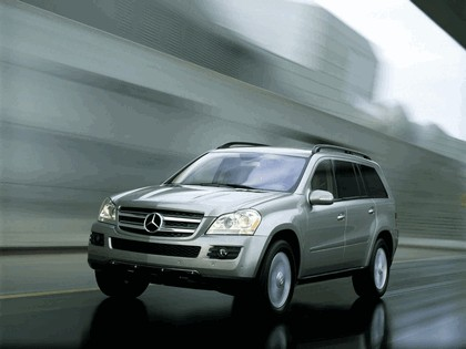 2007 Mercedes-Benz GL450 4MATIC 2