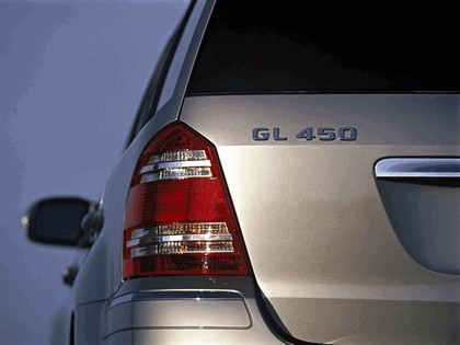 2007 Mercedes-Benz GL450 4MATIC 64
