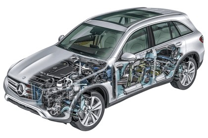 2015 Mercedes-Benz GLC 350e 4Matic 32