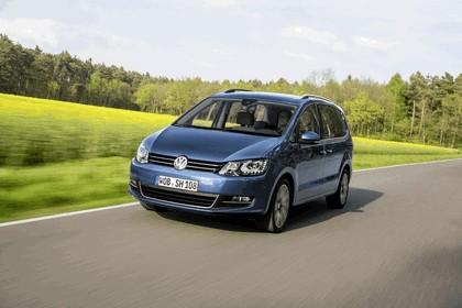 2015 Volkswagen Sharan 1