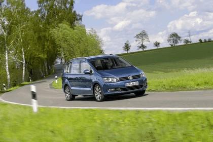 2015 Volkswagen Sharan 6