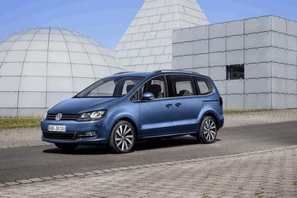 2015 Volkswagen Sharan 8