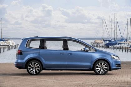 2015 Volkswagen Sharan 12