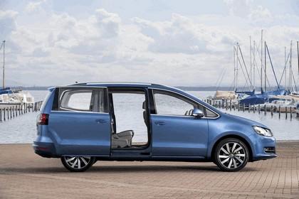 2015 Volkswagen Sharan 13