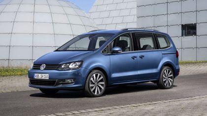2015 Volkswagen Sharan 4