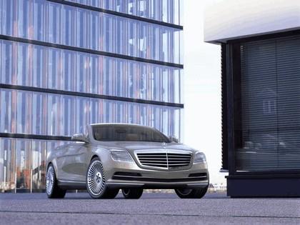 2007 Mercedes-Benz Ocean Drive concept 1