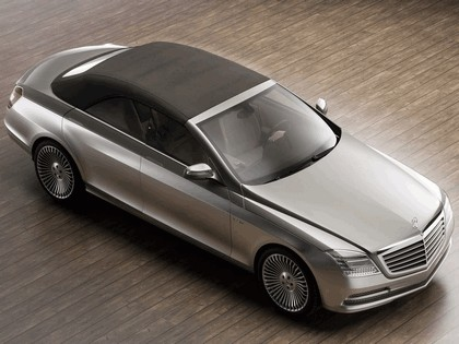 2007 Mercedes-Benz Ocean Drive concept 10