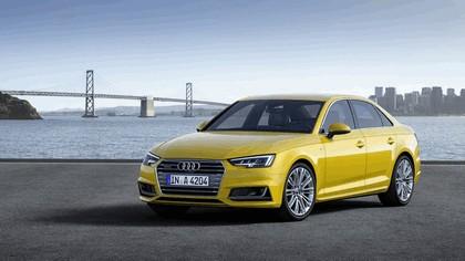 2015 Audi A4 2.0 TFSI quattro 1