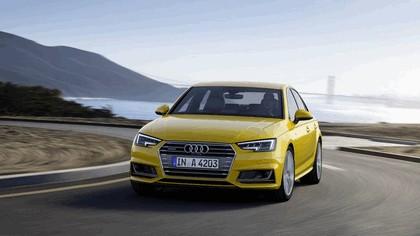2015 Audi A4 2.0 TFSI quattro 4